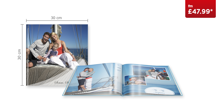 XL CEWE PHOTOBOOK with Glossy Paper