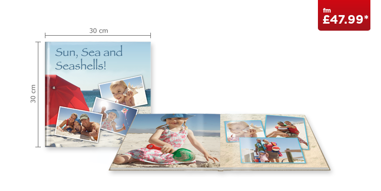 XL CEWE PHOTOBOOK with Glossy Photographic Paper