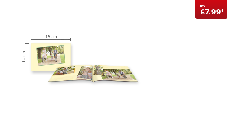 Pocket CEWE PHOTOBOOK with Softcover