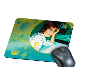 MOUSE MAT (Foam Rubber)