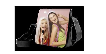 Small Messenger Bag