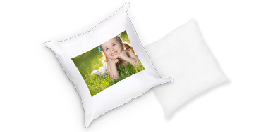 Cushion Cover with Filling