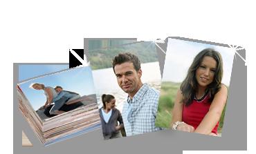 Photo prints on premium paper