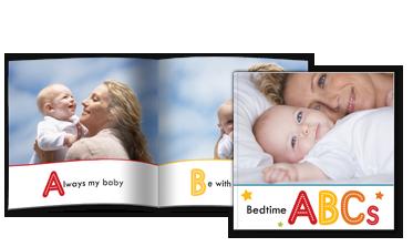 Bedtime ABCs (8x8)