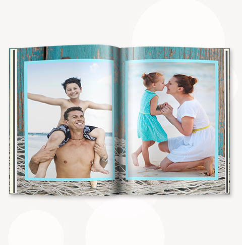 8 x 11 Classic Photo Book