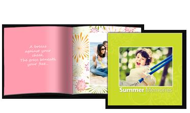 Summer Memories (8x8)