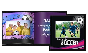 Soccer (Girl) (8x8)