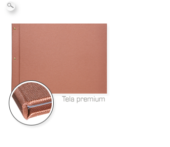 Encuadernación: Tela de primera calidad cobre