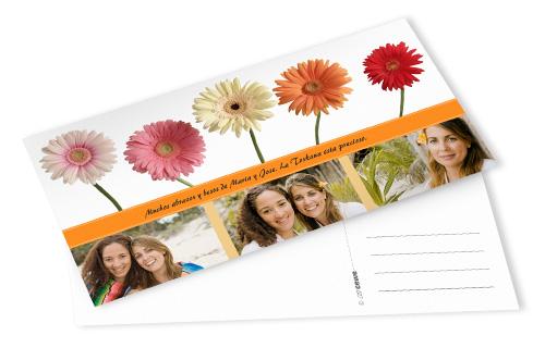 Información sobre las postales XL