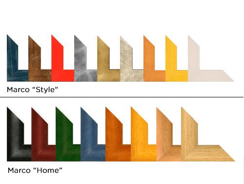 Tipos de marco