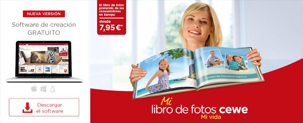 LIBRO DE FOTOS CEWE