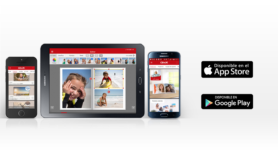 CEWE Apps