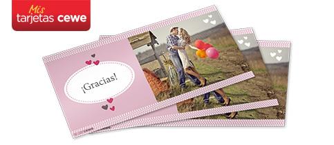 Postales y tarjetas de felicitación CEWE