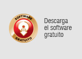 Descarga el software gratuito