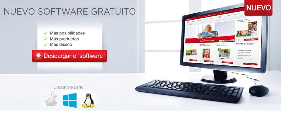 Nuevo: Software de creación - Versión 5.1