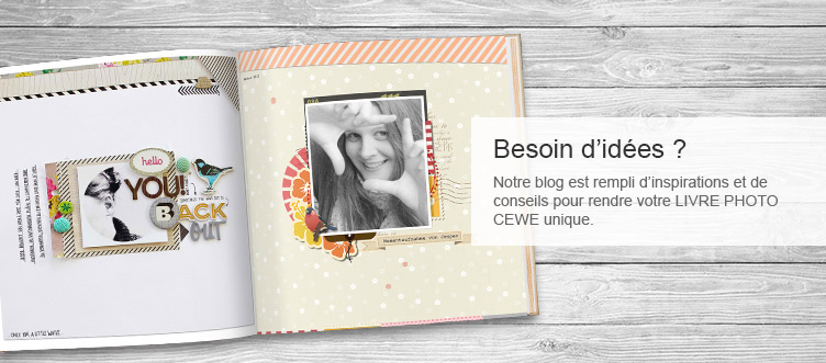 Blog LIVRE PHOTO CEWE