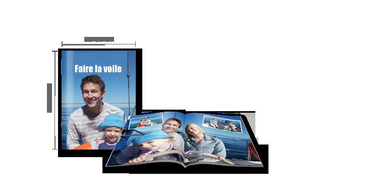 A4 Portrait couverture carnet