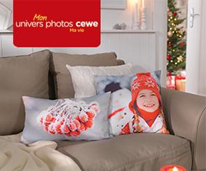 Cadeaux photos chaleureux pour Noël