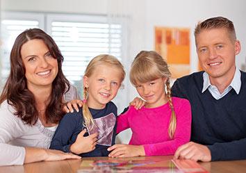 Les Voigt : Bonheur familial page après page