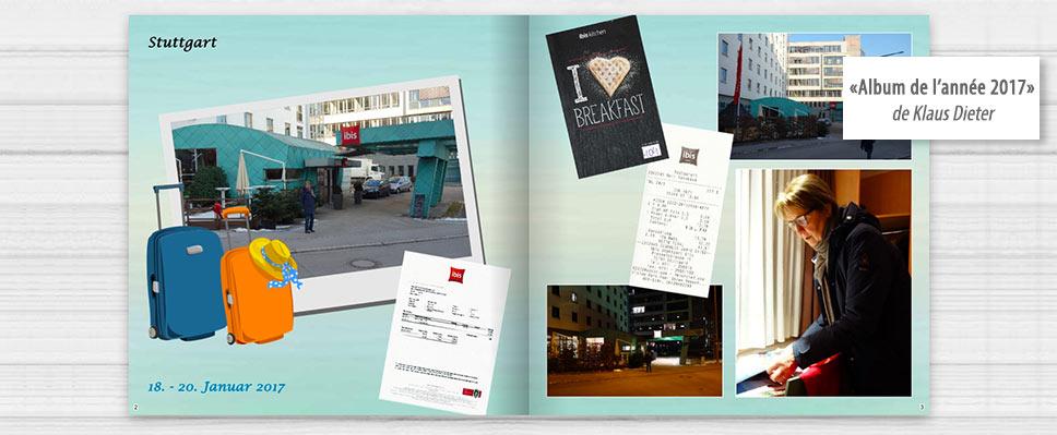 Exemple 1 de yearbook de nos clients