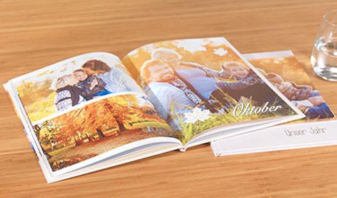 Gardez l'ordre chronologique des photos dans votre yearbook