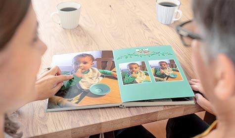 Le LIVRE PHOTO CEWE A4 : le format idéal pour votre yearbook