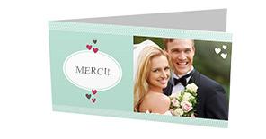 Des cartes de vœux par 10, dorées, argentées ou avec du relief, pour une impression haut de gamme.