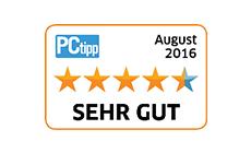 PCTipp: «Très bien»