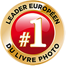 Leader Européen du livre photo