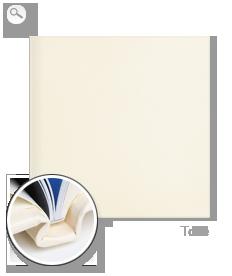 Reliure : reliure toile crème