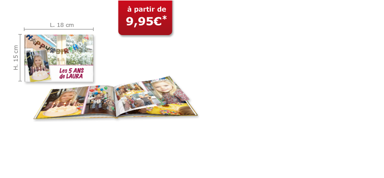 LIVRE PHOTO CEWE A5
