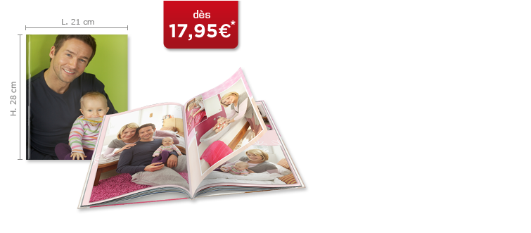 LIVRE PHOTO CEWE A4