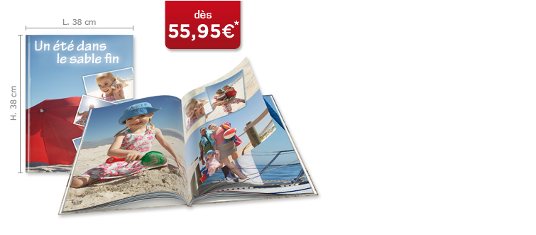 LIVRE PHOTO XXL Portrait