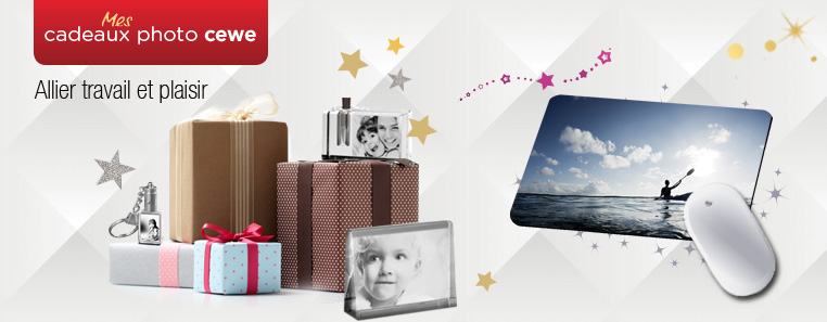 Cadeaux photo Bureau