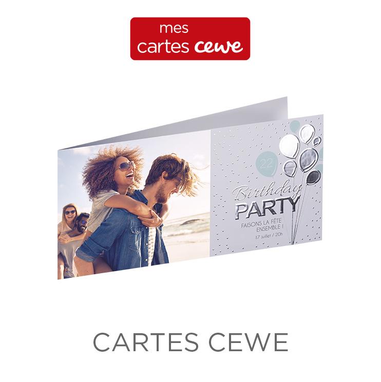 Cartes CEWE