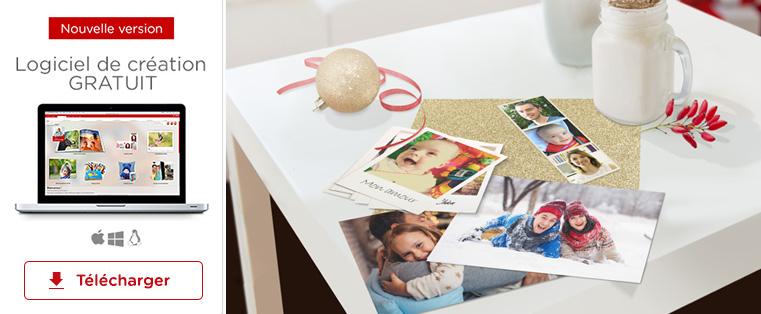 Vos photos numériques sur papier photo