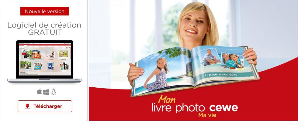 LIVRE PHOTO CEWE