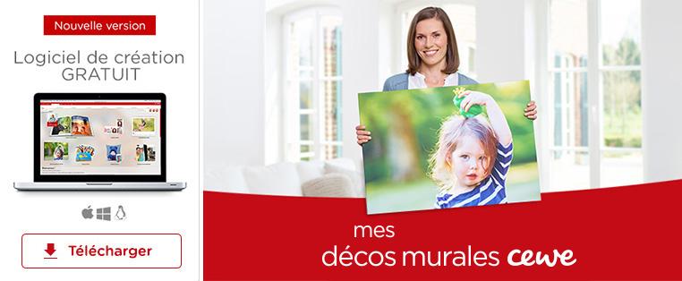 DÉCOS MURALES CEWE