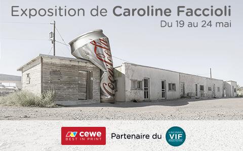Exposition de Caroline Faccioli