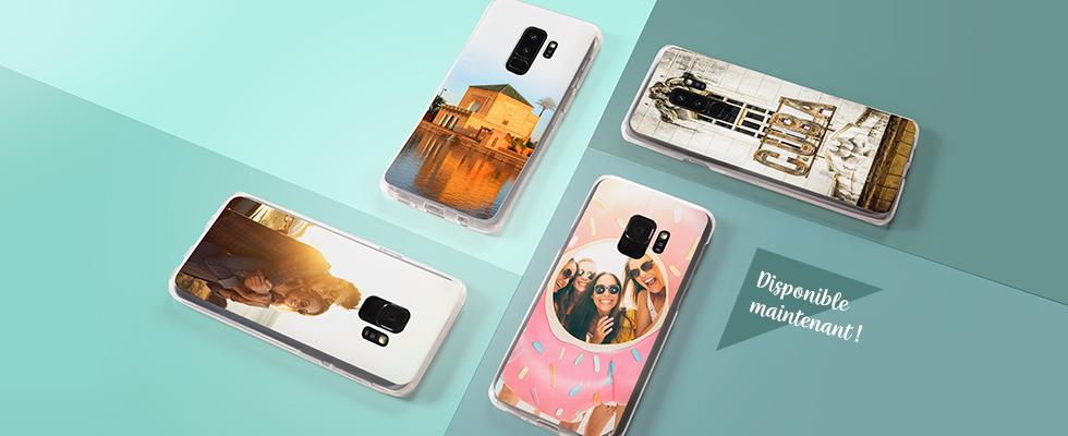 Personnalisez votre coque Samsung galaxy S9