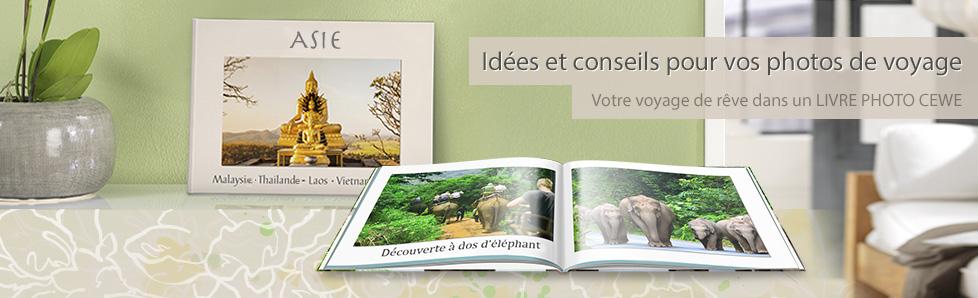 Idées et conseils pour vos photos de voyage