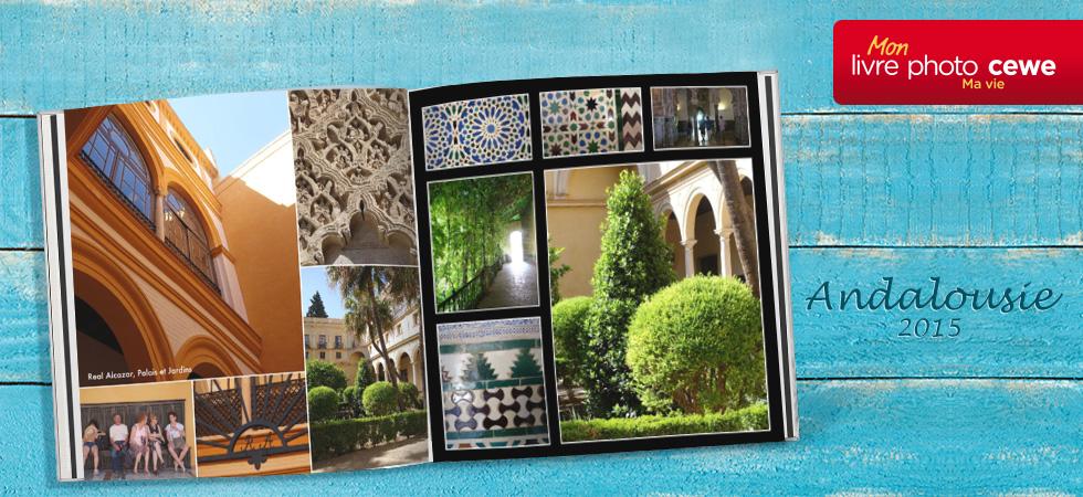 Des images ensoleillées du voyage en Andalousie