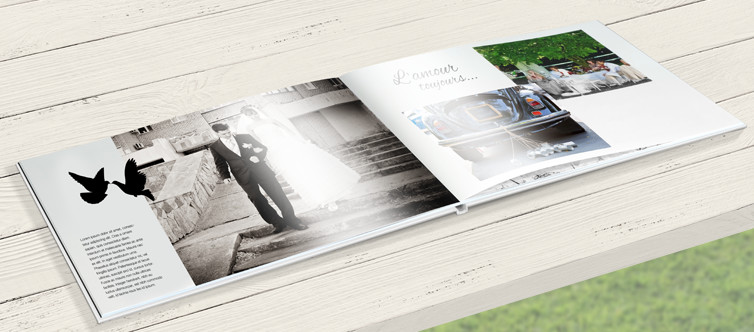 LIVRE PHOTO CEWE XXL Panorama