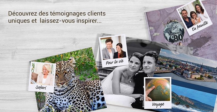 Découvrez les témoignages de nos clients passionnés