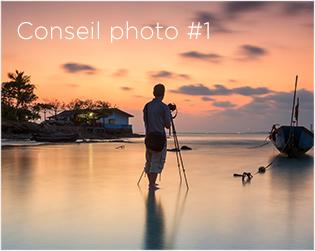 Conseils photo #1 : Réussir ses photos de vacances en bord de mer