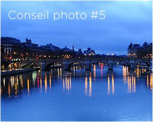 Conseils photo #5 : Photographier l'heure bleue