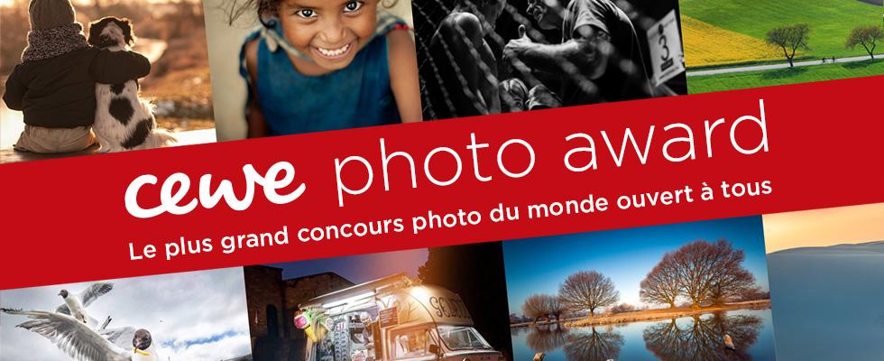 CEWE Photo Award - Le plus grand concours photo du monde ouvert à tous !