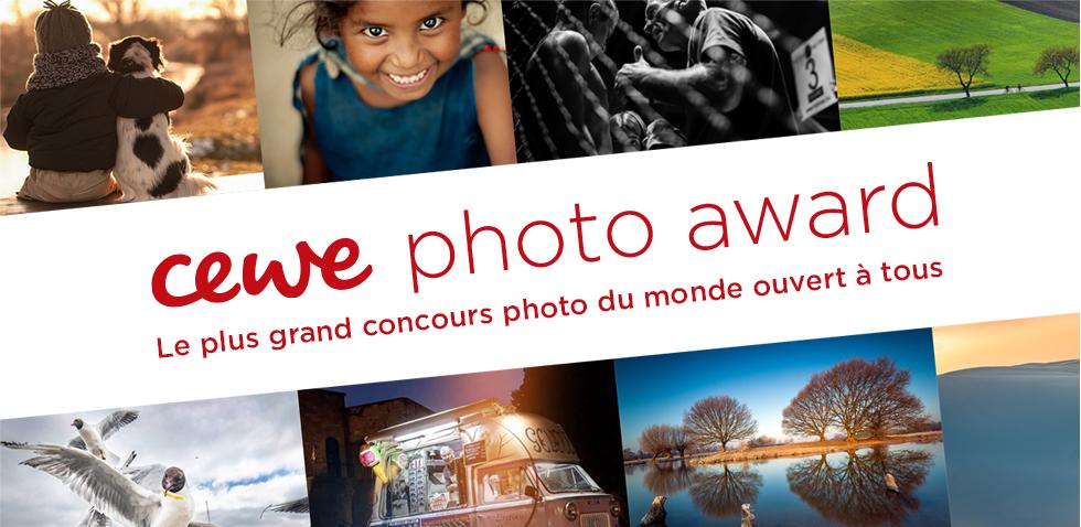 Cewe photo award : le plus grand concours photo du monde ouvert à tous