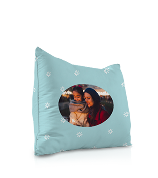 Coussin photo premium