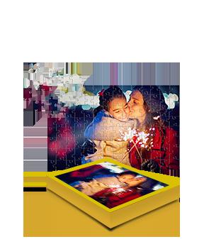 Puzzle 30x45 cm 266 pièces